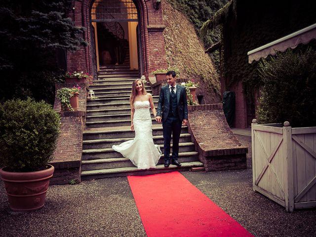 Il matrimonio di Marco e Ina a Canelli, Asti 33