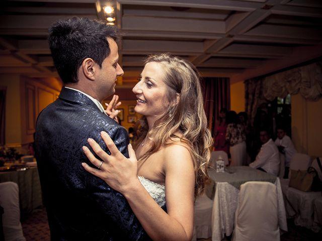 Il matrimonio di Marco e Ina a Canelli, Asti 34