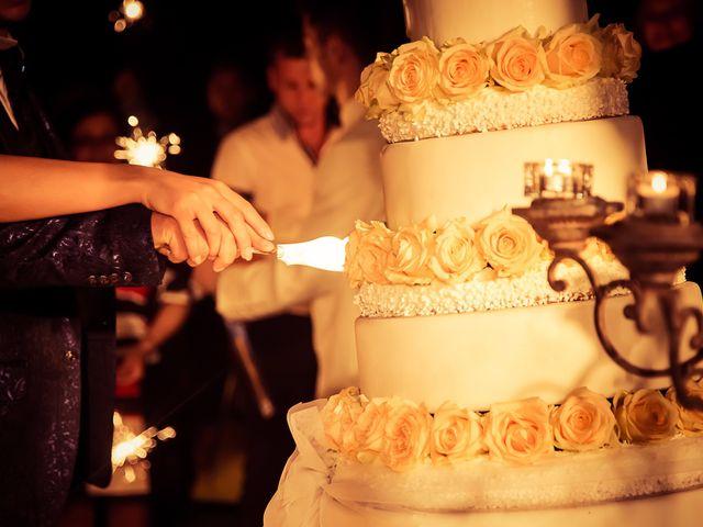 Il matrimonio di Marco e Ina a Canelli, Asti 35