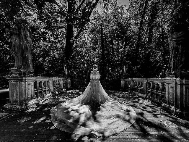 Il matrimonio di Marco e Elena a Quarto d'Altino, Venezia 1