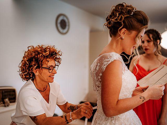 Il matrimonio di Marco e Elena a Quarto d'Altino, Venezia 11