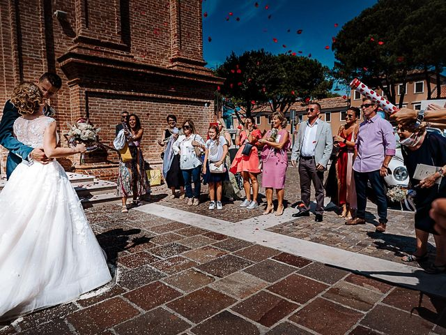 Il matrimonio di Marco e Elena a Quarto d'Altino, Venezia 25