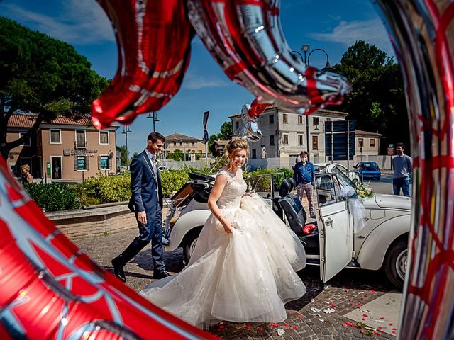 Il matrimonio di Marco e Elena a Quarto d'Altino, Venezia 26