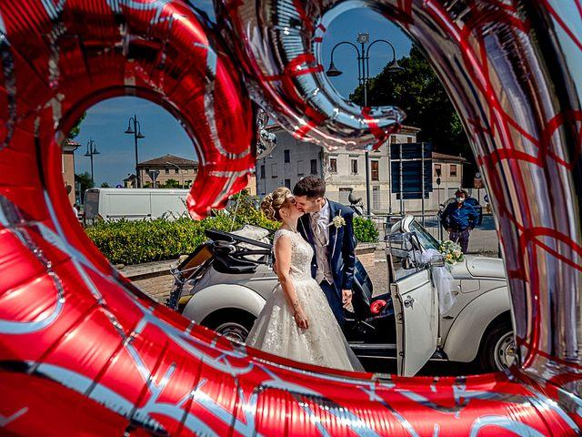 Il matrimonio di Marco e Elena a Quarto d'Altino, Venezia 27