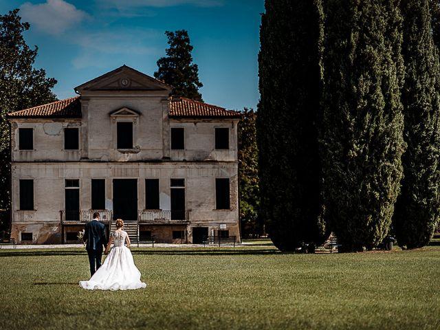 Il matrimonio di Marco e Elena a Quarto d'Altino, Venezia 39