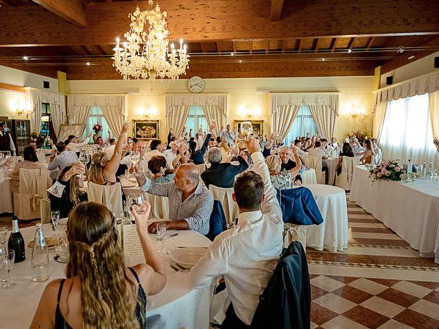 Il matrimonio di Marco e Elena a Quarto d'Altino, Venezia 44
