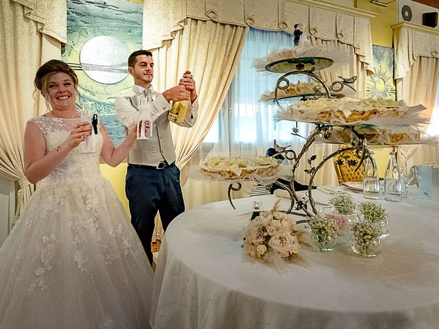 Il matrimonio di Marco e Elena a Quarto d'Altino, Venezia 45
