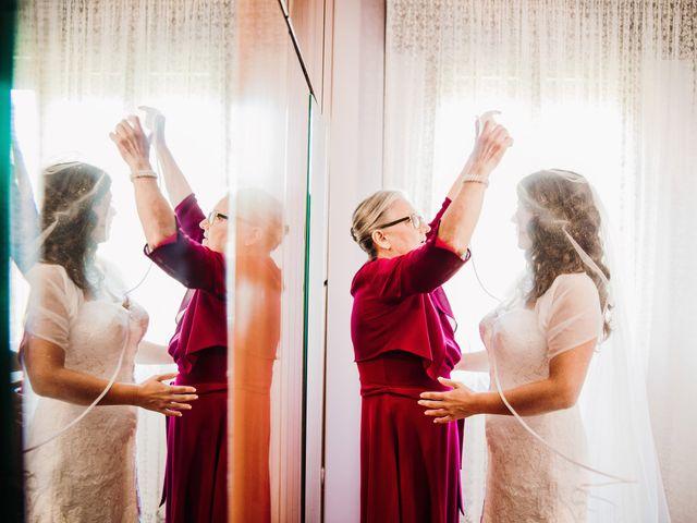 Il matrimonio di Davide e Viviana a Piove di Sacco, Padova 26