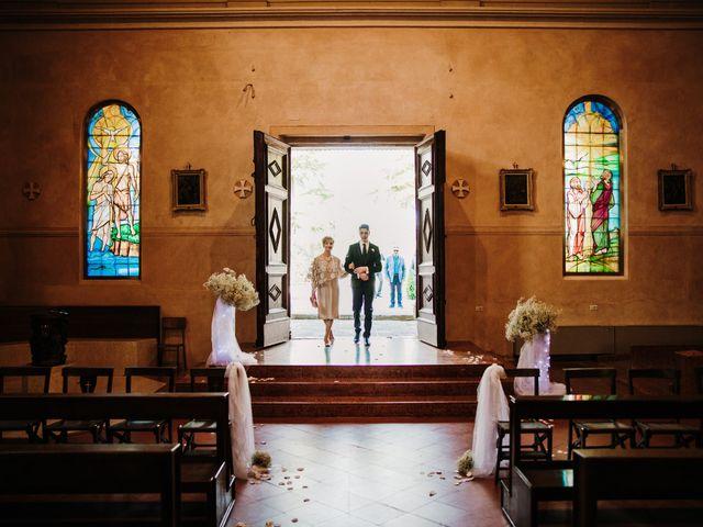 Il matrimonio di Davide e Viviana a Piove di Sacco, Padova 28
