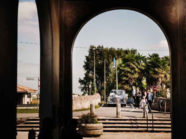 Il matrimonio di Davide e Viviana a Piove di Sacco, Padova 29