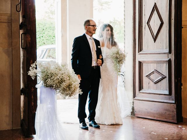 Il matrimonio di Davide e Viviana a Piove di Sacco, Padova 31