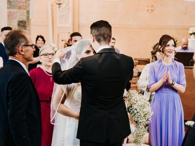 Il matrimonio di Davide e Viviana a Piove di Sacco, Padova 32
