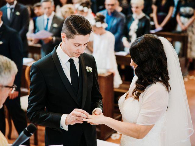 Il matrimonio di Davide e Viviana a Piove di Sacco, Padova 33
