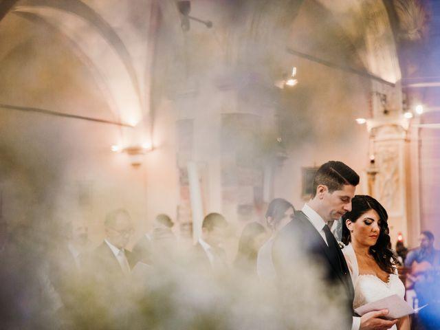 Il matrimonio di Davide e Viviana a Piove di Sacco, Padova 34