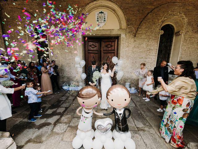 Il matrimonio di Davide e Viviana a Piove di Sacco, Padova 36
