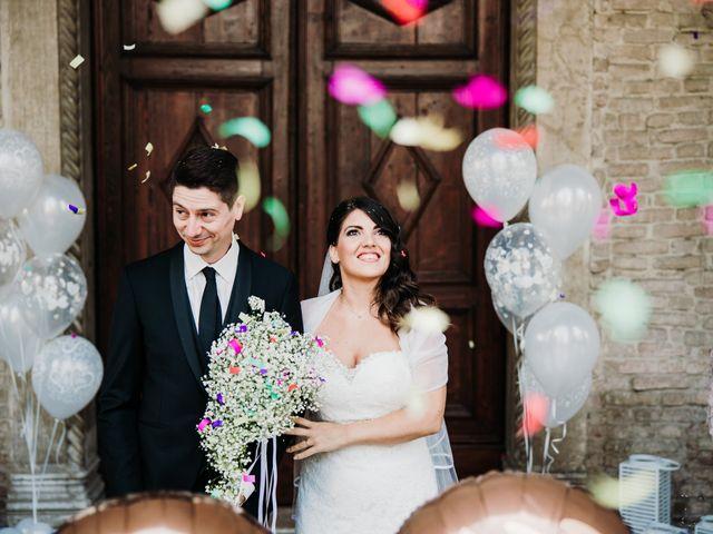 Il matrimonio di Davide e Viviana a Piove di Sacco, Padova 37