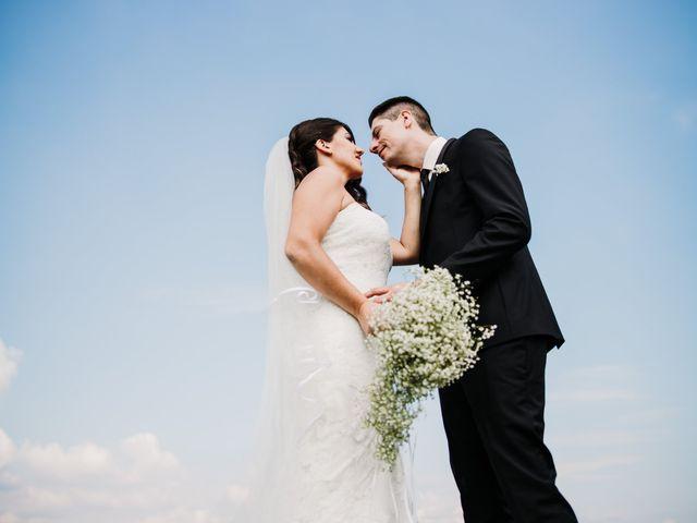 Il matrimonio di Davide e Viviana a Piove di Sacco, Padova 43