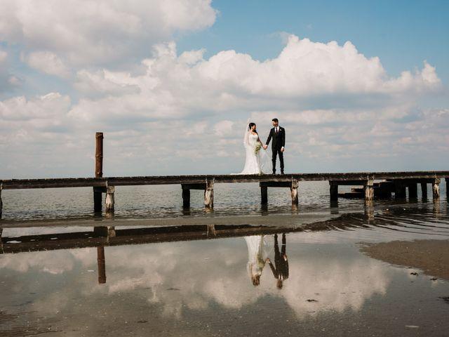 Il matrimonio di Davide e Viviana a Piove di Sacco, Padova 48