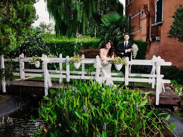 Il matrimonio di Davide e Viviana a Piove di Sacco, Padova 54