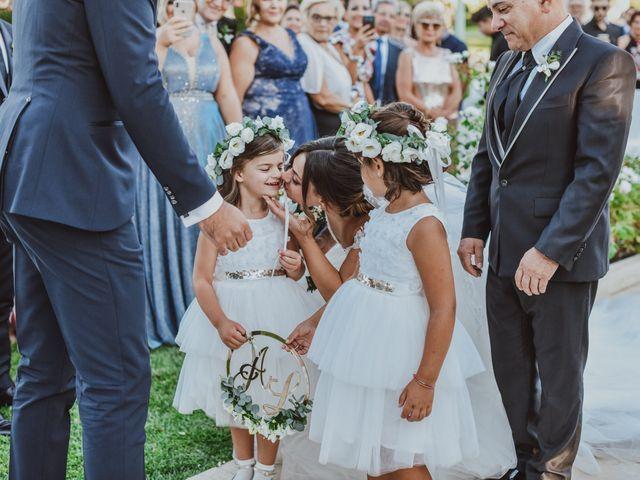 Il matrimonio di Lucia e Antonio a Monte Sant'Angelo, Foggia 17