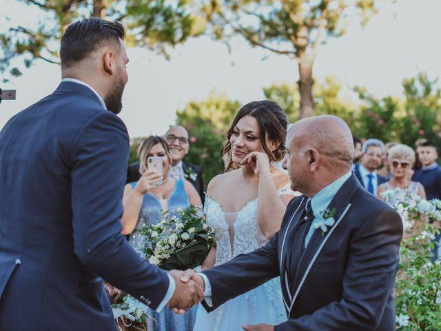 Il matrimonio di Lucia e Antonio a Monte Sant'Angelo, Foggia 18