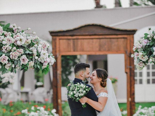 Il matrimonio di Lucia e Antonio a Monte Sant'Angelo, Foggia 24