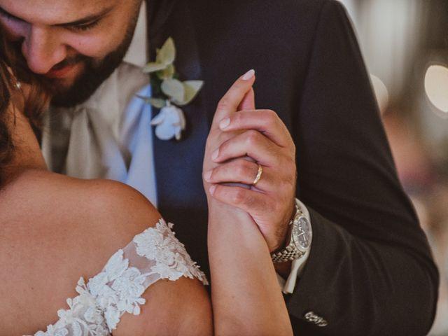 Il matrimonio di Lucia e Antonio a Monte Sant'Angelo, Foggia 27