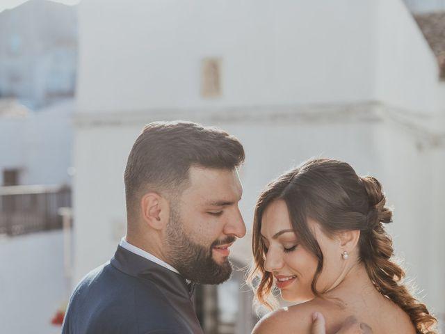 Il matrimonio di Lucia e Antonio a Monte Sant'Angelo, Foggia 31
