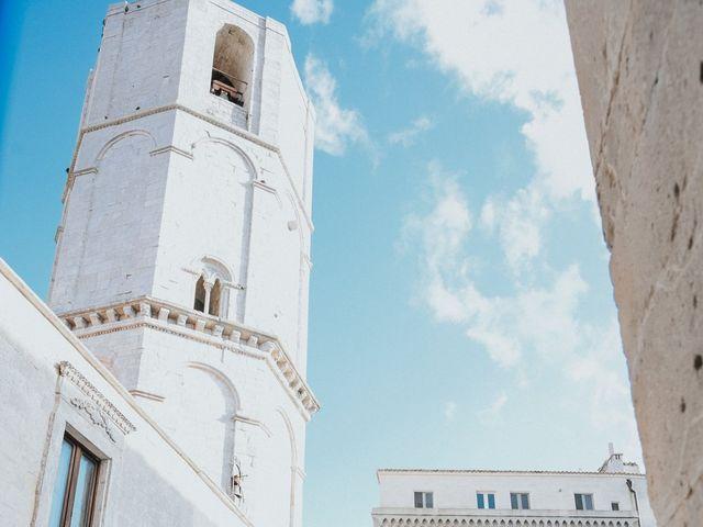 Il matrimonio di Lucia e Antonio a Monte Sant'Angelo, Foggia 34
