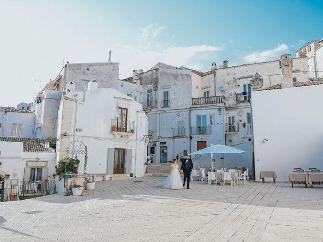 Il matrimonio di Lucia e Antonio a Monte Sant'Angelo, Foggia 37