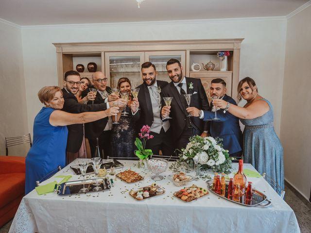 Il matrimonio di Lucia e Antonio a Monte Sant'Angelo, Foggia 45