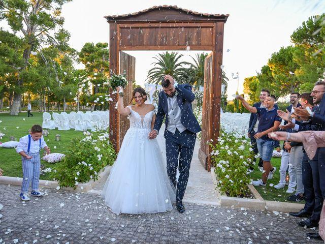 Il matrimonio di Lucia e Antonio a Monte Sant'Angelo, Foggia 61
