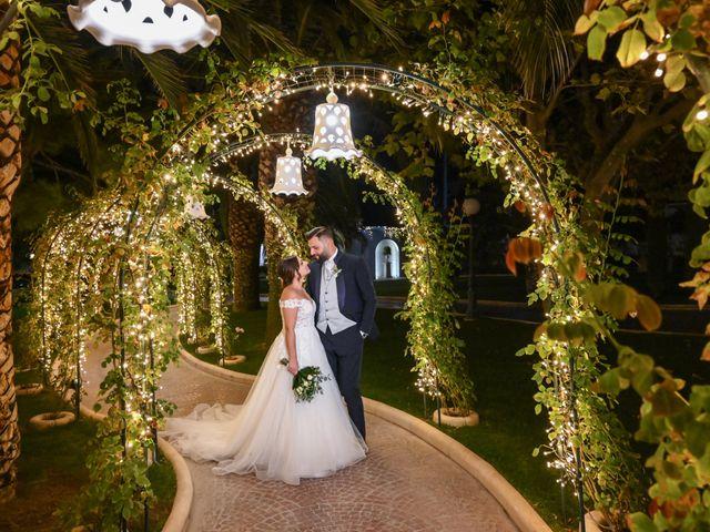 Il matrimonio di Lucia e Antonio a Monte Sant'Angelo, Foggia 82