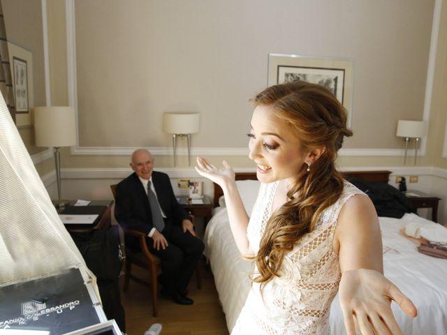 Il matrimonio di Diego e Natalie a Roma, Roma 14