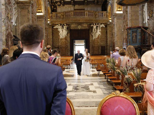 Il matrimonio di Diego e Natalie a Roma, Roma 27