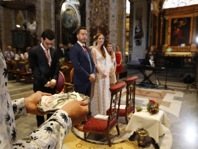 Il matrimonio di Diego e Natalie a Roma, Roma 32