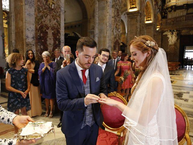Il matrimonio di Diego e Natalie a Roma, Roma 33