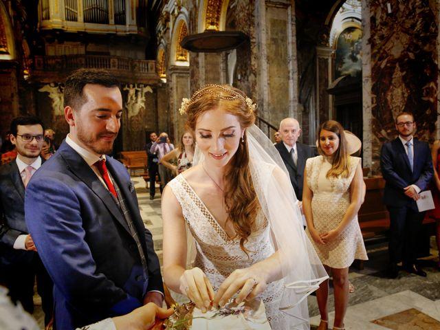 Il matrimonio di Diego e Natalie a Roma, Roma 34