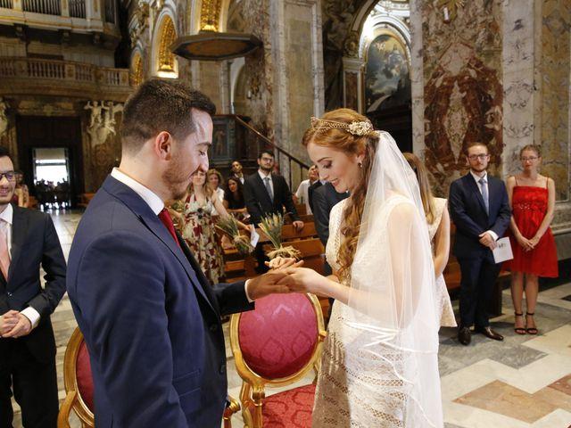 Il matrimonio di Diego e Natalie a Roma, Roma 35
