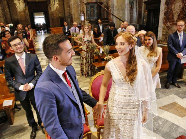 Il matrimonio di Diego e Natalie a Roma, Roma 36