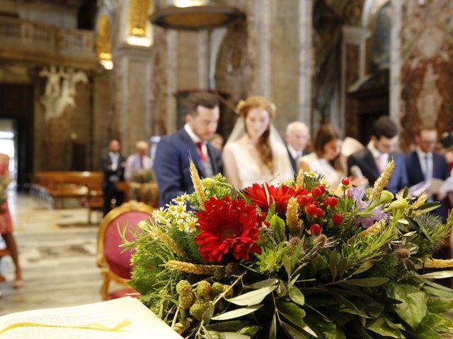 Il matrimonio di Diego e Natalie a Roma, Roma 38