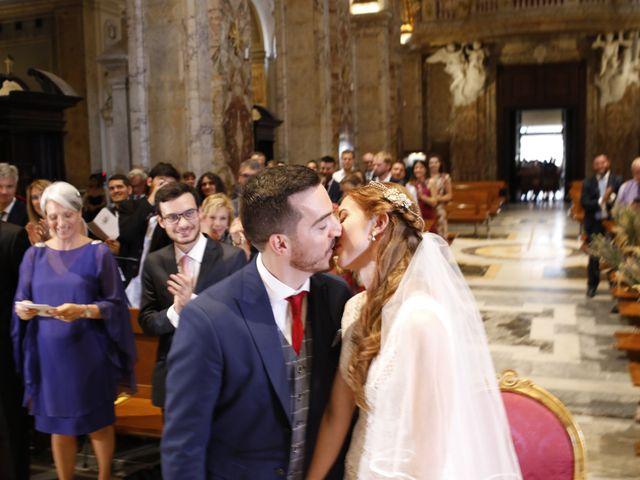 Il matrimonio di Diego e Natalie a Roma, Roma 39