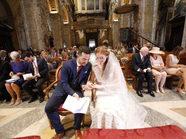 Il matrimonio di Diego e Natalie a Roma, Roma 40