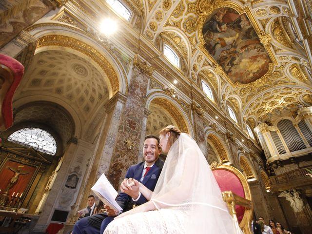 Il matrimonio di Diego e Natalie a Roma, Roma 41