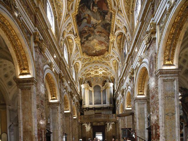 Il matrimonio di Diego e Natalie a Roma, Roma 44