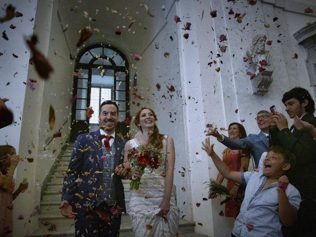 Il matrimonio di Diego e Natalie a Roma, Roma 47