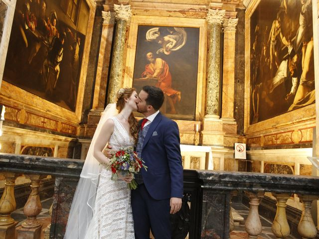 Il matrimonio di Diego e Natalie a Roma, Roma 49