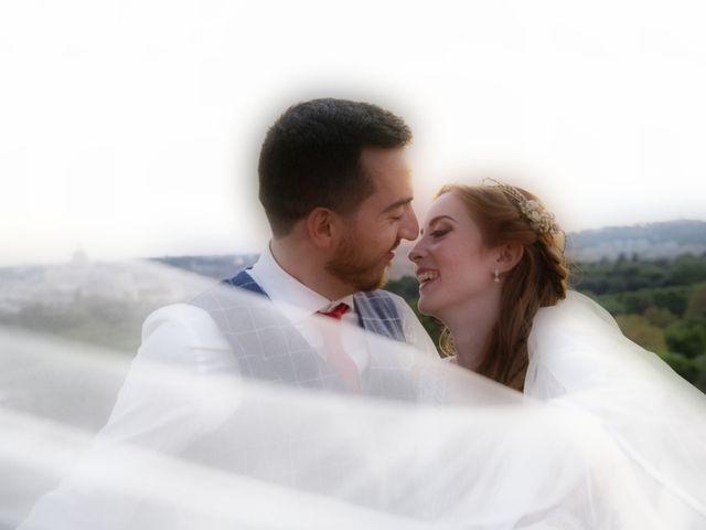 Il matrimonio di Diego e Natalie a Roma, Roma 51