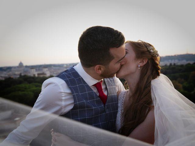 Le nozze di Natalie e Diego