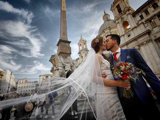 Il matrimonio di Diego e Natalie a Roma, Roma 59